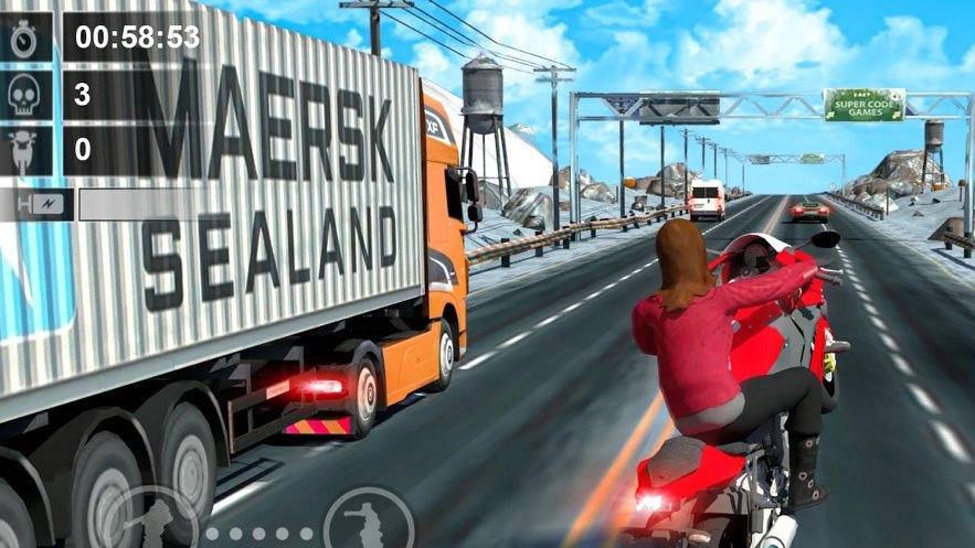 路霸3D冲撞赛车安卓版 V1.8